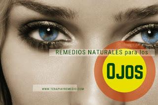 Lista de remedios caseros para los ojos