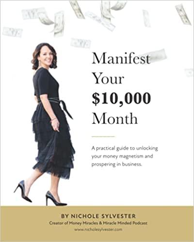 MANIFEST MONEY BOOK