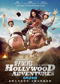 Download Film Hollywood Adventures (2015) BluRay 720p 800MB
