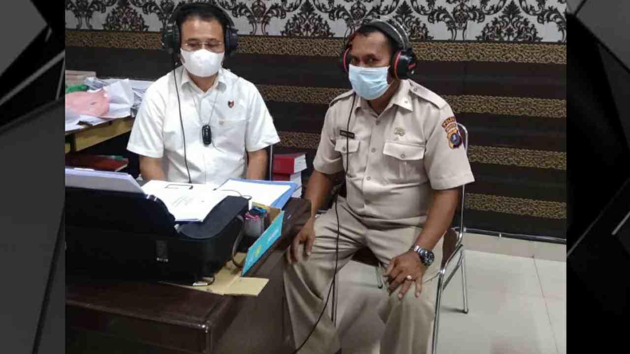 Halo Polisi Poldasu : Peran Subnit Tipikor Polrestabes Medan Dalam Pencegahan Covid-19