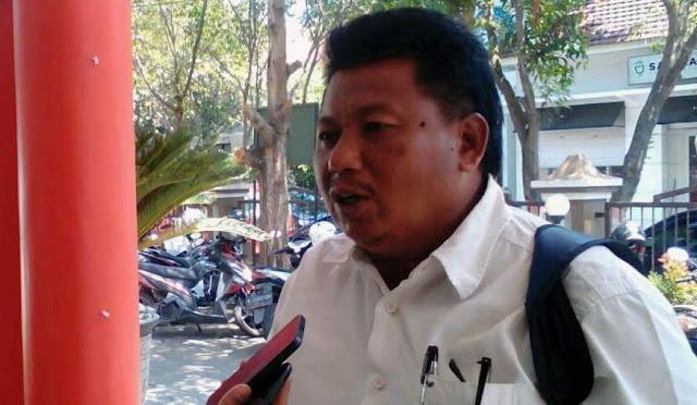Ketua Asosiasi Kepala Desa (AKD) Lumajang Suhanto