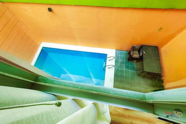 Private Pool of ON Villas, The Pad, Clark, Pampanga