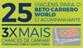Cadastrar Promoção Torra Torra Dia das Crianças 2017 Beto Carrero