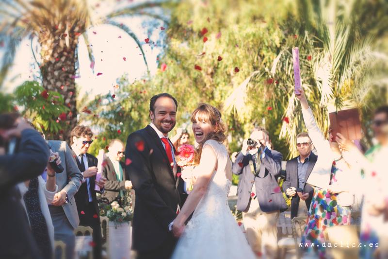 boda en el huerto de la luz Elche