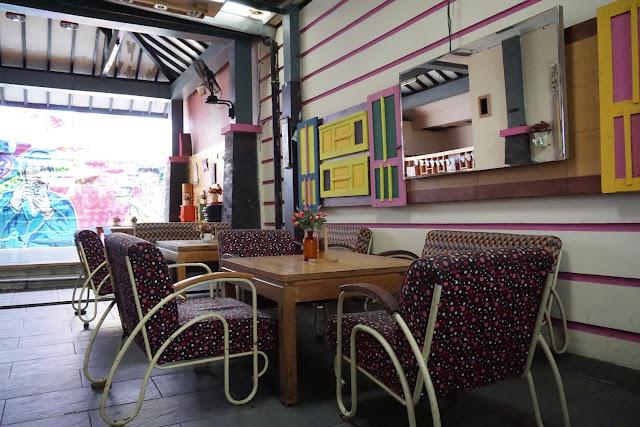 Cafe de rosse Bandar Lampung