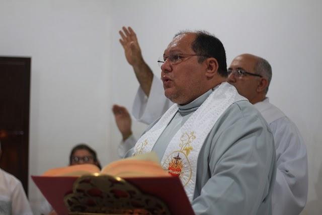 """POR CAUSA DA PANDEMIA- Atendendo a recomendação do MP, padre Miguel Junior anuncia cancelamento do """"passeio da fé"""" e descarta movimento nos festejos: """"não existe barraca este ano"""""""