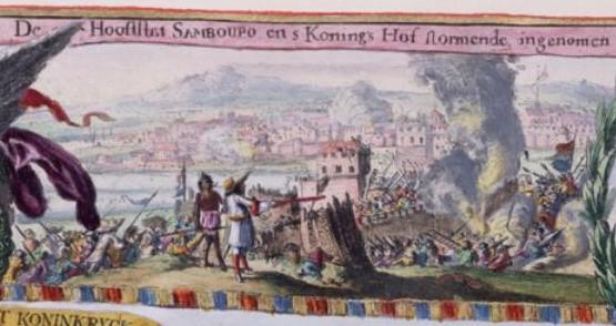 Penyerangan Benteng Somba Opu