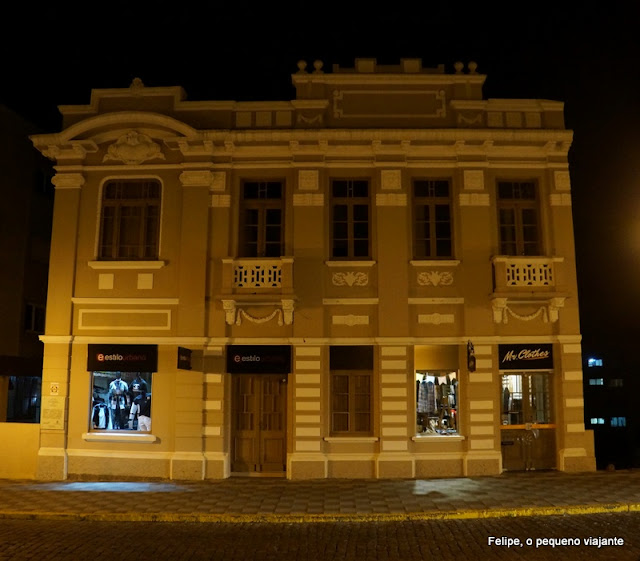 centro histórico de Garibaldi