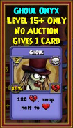 Ghoul - Wizard101 Card-Giving Jewel Guide