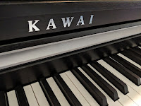 Kawai CA48 cabinet pictures