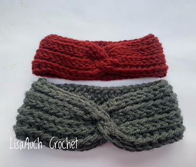 crochet headband pattern twisted headband crochet pattern free
