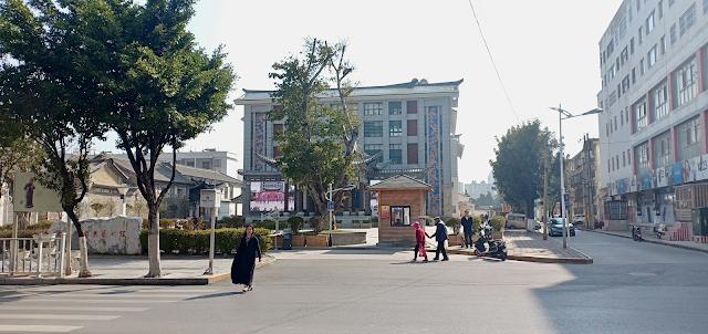 Xiaguan, Dali city , photographed by Dr.Das Bikashkali