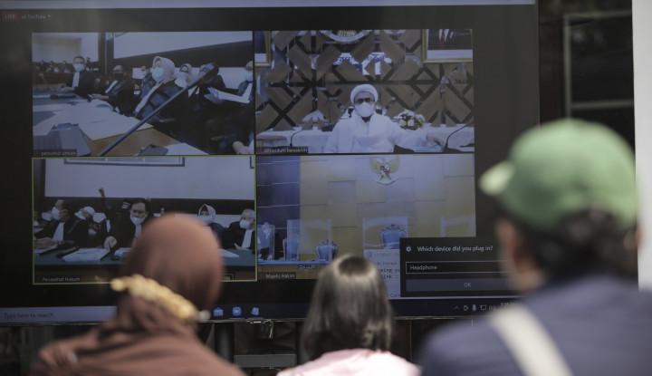 Saksi Ahli dalam Sidang Habib Rizieq: Maulid, Kampanye, Konser, Itu Semua Kerumunan