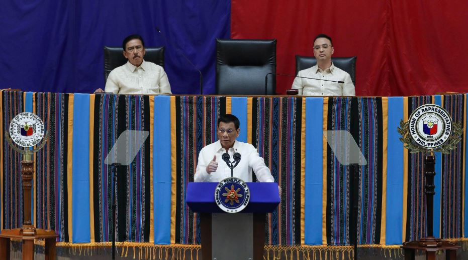 Duterte SONA 2020 to air live and unedited