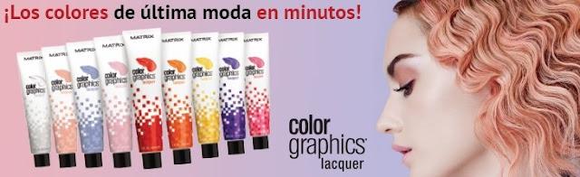 coloración para el cabello de Matrix