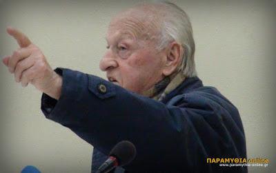 """Γρηγόρης Μάρκου: """"Παράδειγμα προς μίμηση τα ΕΛΤΑ Παραμυθιάς"""""""