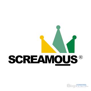 Screamous Logo vector (.cdr)