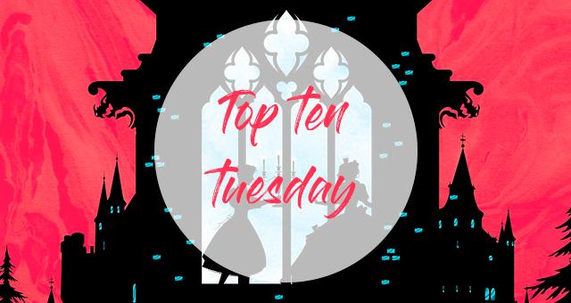 Top Ten Tuesday | Cosas que me hacen coger un libro