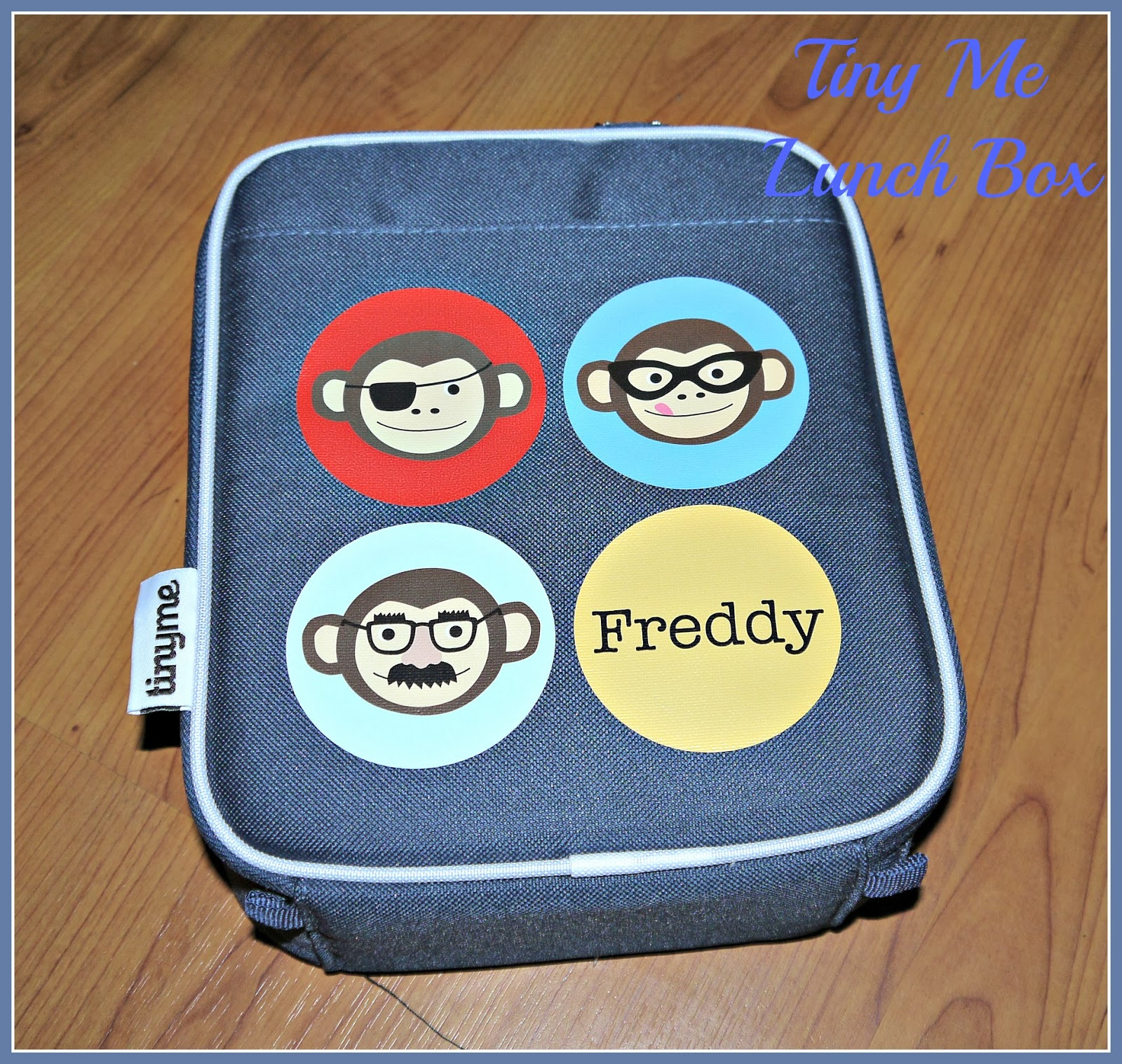 Tiny Me, lunch box