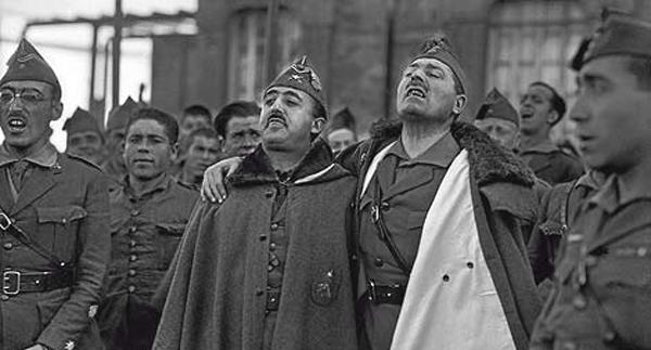 Millán Astray y Franco