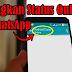 Trik Supaya Tidak Muncul Status 'Online' di WhatsApp, Begini Caranya