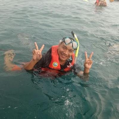 Kepulauan Seribu memiliki spot diving yang indah.