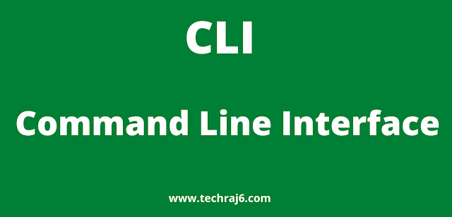 CLI full form,what is the full form of CLI