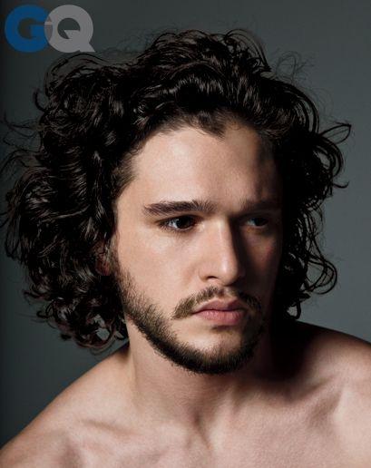 Top Men Hairstyles Long Wavy Hair Picsbud