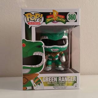 Tommy Oliver - Green Ranger