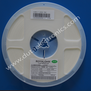 Jual Resistor SMD 220R (1206) 1% Murah Original