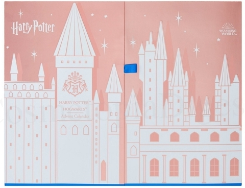 Boots Harry Potter Beauty Advent Calendar 2019 contents and spoilers
