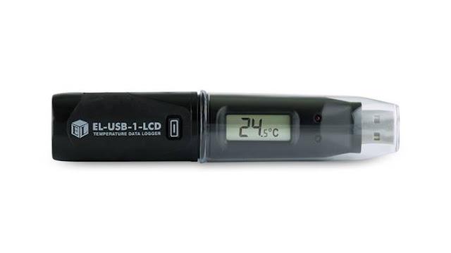 EL-USB-1-LCD USB Temperature Data Logger With Display