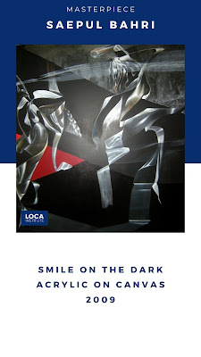 smile on the dark saepul bahri