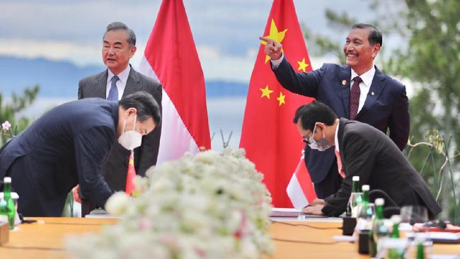 Auriga Nusantara Imbau RI Waspadai China: Di Era Jokowi Investasi China Naik 5 Kali Lipat!