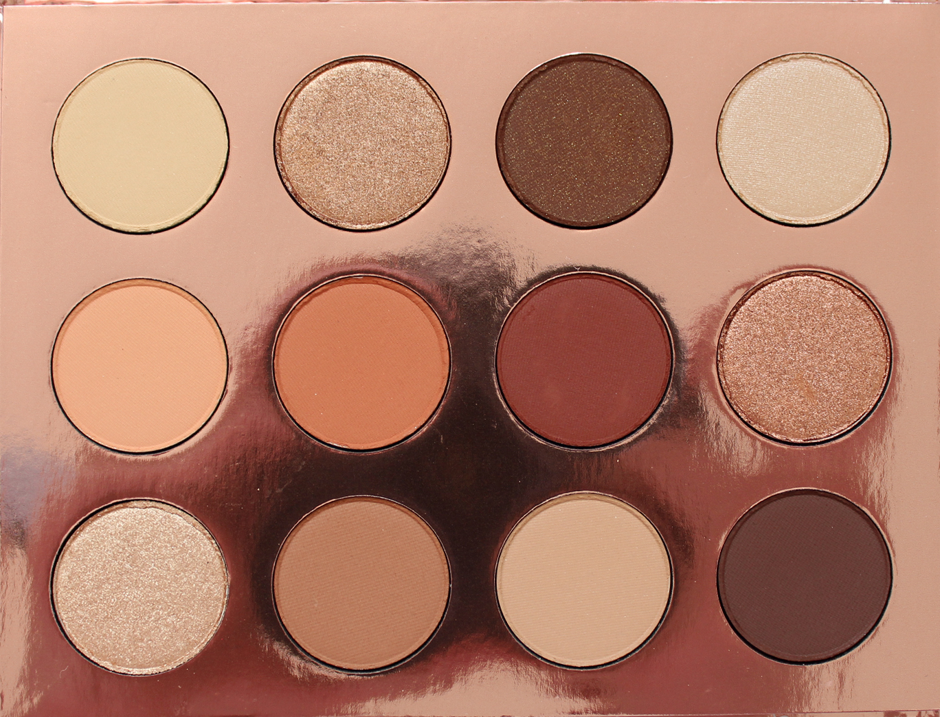 COLOURPOP | Double Entendre Pressed Shadow Palette - Review + Swatches - CassandraMyee