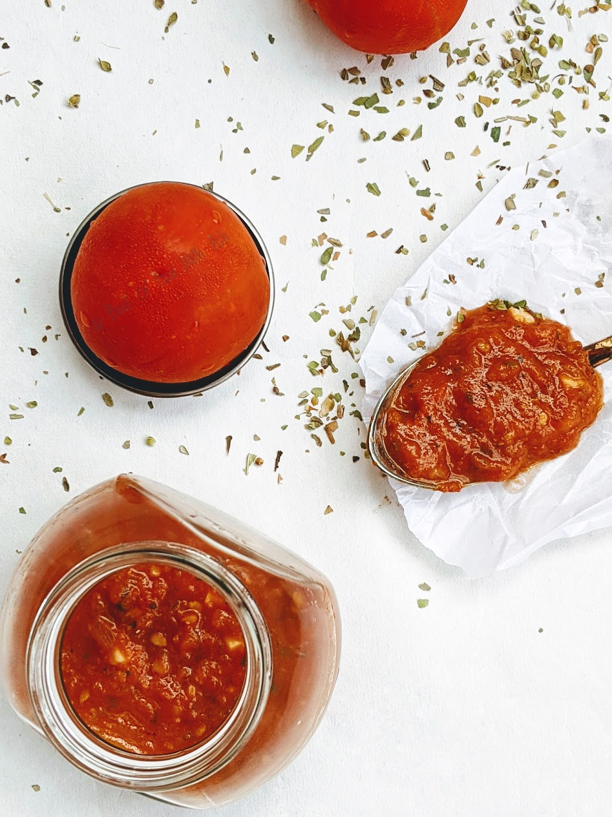 Easy Homemade Pizza Sauce Recipe   How To Make Pizza Sauce at home