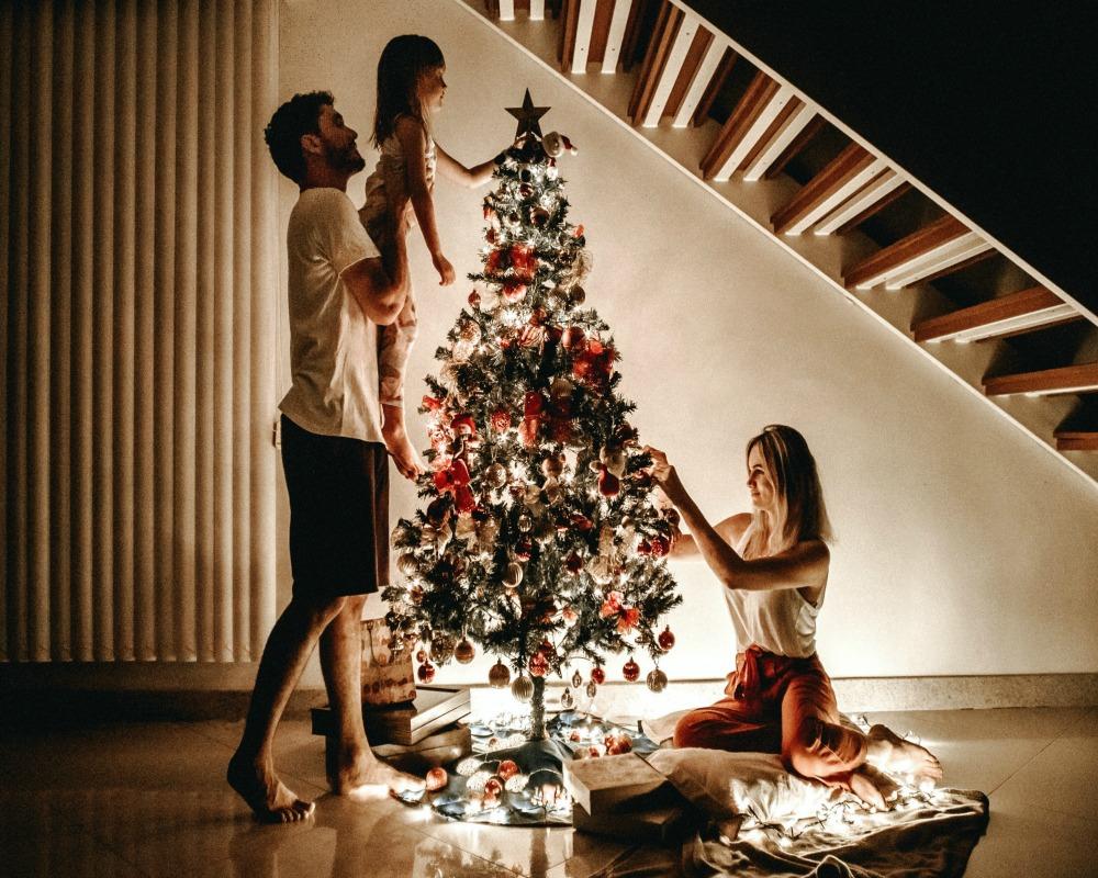 How To Avoid Feeling Overwhelmed At Christmas As A Mum