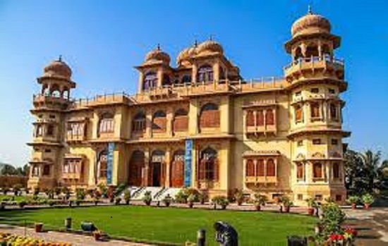 Mohatta Palace Museum – A Traditional Mughal Style Construction In The Heat Of Karachi