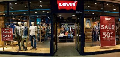Levi's en Bogotá