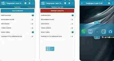 Aplikasi Screenshot Android - Tangkap Layar Mudah