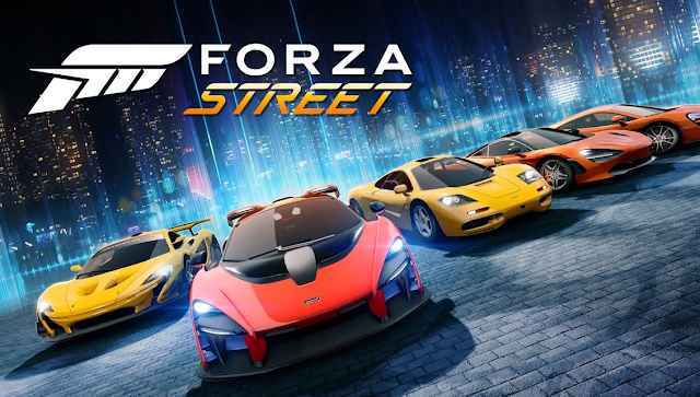 تحميل لعبة سباق السيارات Forza Street مجانا للكمبيوتر