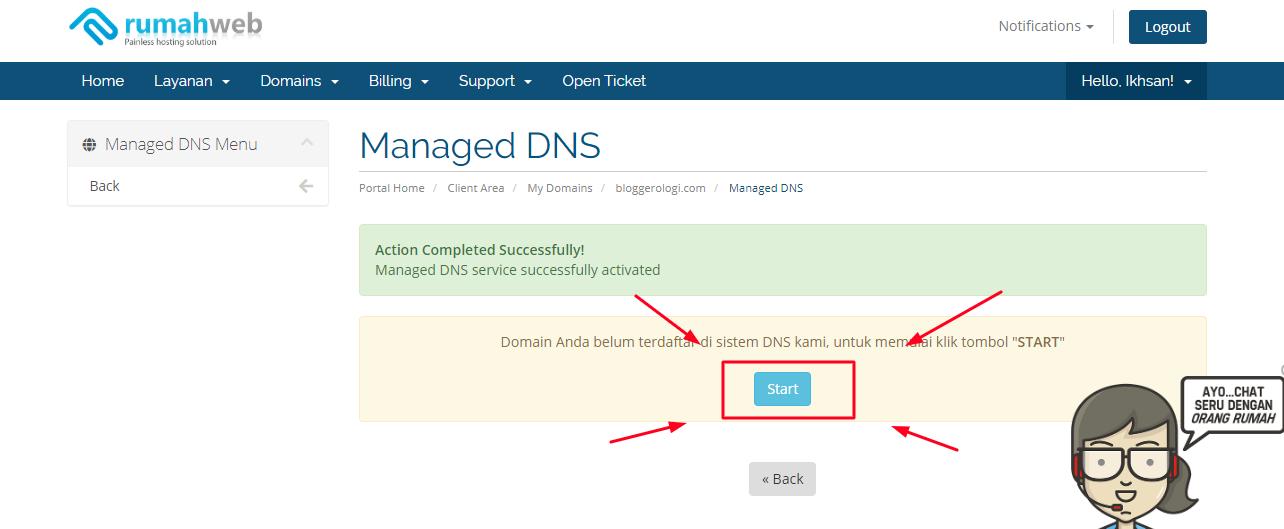 langkah memasang domain - 11