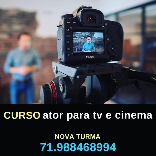 CURSO PARA ATOR DE TV E CINEMA
