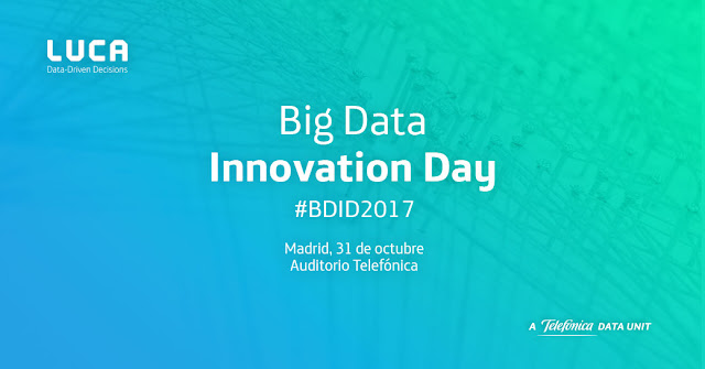 Últimas novedades del Big Data Innovation Day 2017