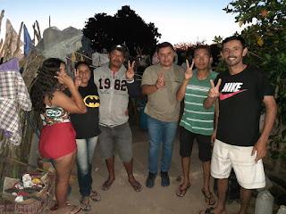 Em Cacimba de Dentro Tiago da EMATER inicia semana ganhando novas adesões.