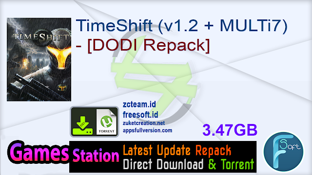 TimeShift (v1.2 + MULTi7) – [DODI Repack]
