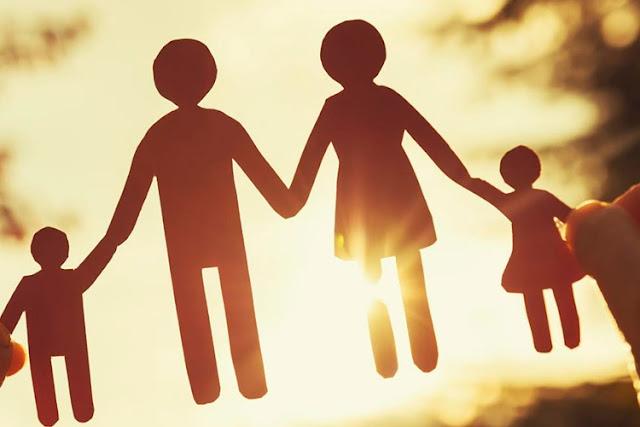 Setiap Orangtua Mewariskan Empat Hal Ini Pada Anaknya