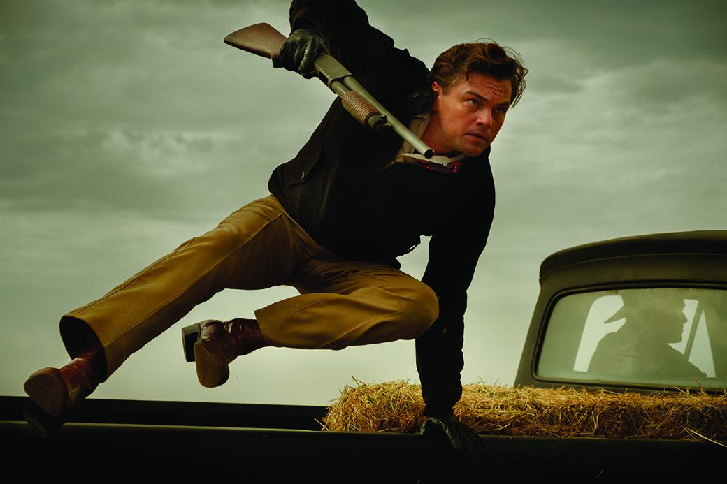 Demode Showroom Erase una vez en Hollywood Quentin Tarantino Leonardo DiCaprio