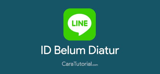 Cara Membuat User ID LINE Messenger