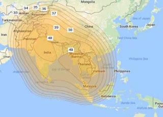 Cara Tracking Thaicom Frekuensi C-Band Untuk Pemula